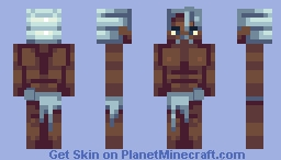 cast away [collection] Minecraft Skin