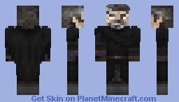 [Ottonien] Lord Mammon Harrow Minecraft Skin