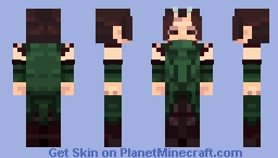 Guardians of the Galaxy Vol. 2 - Mantis Minecraft Skin