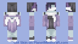 Kyrsallis~ [Persona] Minecraft Skin