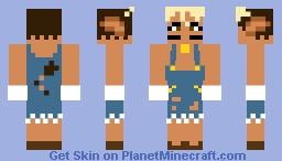 Monster Musume: Cathyl Minecraft Skin