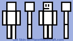 My Cartoon Character Minecraft Skin