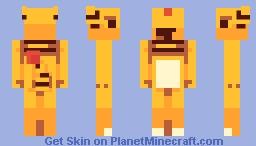 AMPHAROS [Pokémon Inspired Skin Series] Minecraft Skin