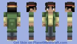 Boingo | Stardust Crusaders Minecraft Skin