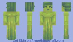 Spring Dryad Minecraft Skin