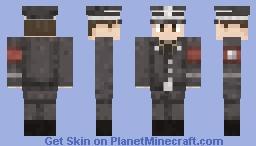 ⚡⚡ Waffen-SS Officer M32 ⚡⚡ Minecraft Skin