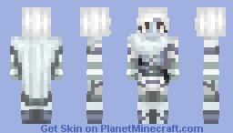 Skaði - Goddess Of Winter Minecraft Skin