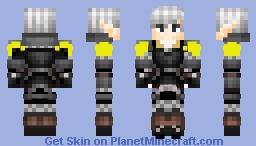 Final Fantasy XIV Heavensward Haurchefant Minecraft Skin