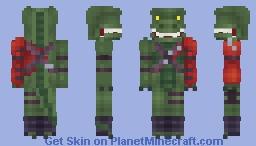 Hybrid Stage 3 (Fortnite) | ~𝘈𝘭𝘺𝘴𝘴𝘢~ Minecraft Skin
