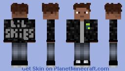 Lil Skies Minecraft Skin