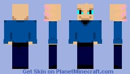 Axol Minecraft Skin