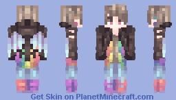 Experiences [Pop-Reel] Minecraft Skin
