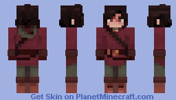 Human warrior [LotC] f2u Minecraft Skin