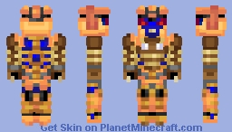 I'm A Warrior... Let The Battle Be Joined || Dinobot - Transformers: Beast Wars Minecraft Skin