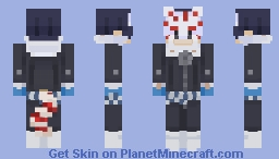 btw im yusuke Minecraft Skin