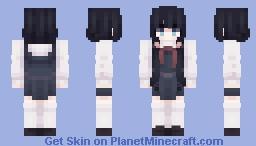 たまこ / TAMAKO Minecraft Skin
