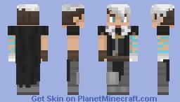 Borderlands 3 - Tyreen Calypso Minecraft Skin