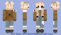 skin for the best ^_^ Minecraft Skin