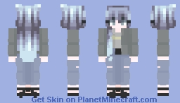From the heart Minecraft Skin