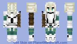Bedivere (Saber)  ベディヴィエール  Fate/GrandOrder Minecraft Skin