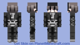 fake love Minecraft Skin