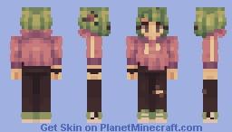 bubblegum [ oc; amaya ] Minecraft Skin