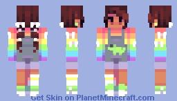 Allygator Minecraft Skin