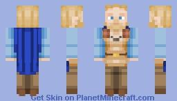 Balder, God of Light (CE) Minecraft Skin