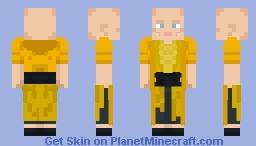 The Ancient One - MCU: Doctor Strange Minecraft Skin