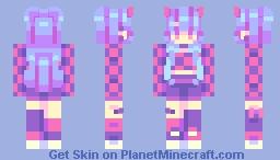 bad guy Minecraft Skin