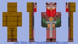 ﴾ξꭚꞕꝍ₮₮ἷ﴿ Burn me to Walhalla Minecraft Skin