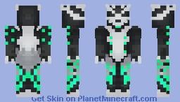 Warframe - Oberon Minecraft Skin