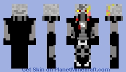 Darth Malgus Minecraft Skin