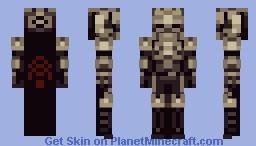 Gabranth Minecraft Skin