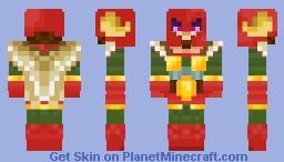 Heimdall [CONTEST] Minecraft Skin