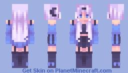 ℒℰΔ ☪ Mirajane Minecraft Skin