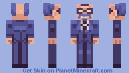 Earthbound - Mr. Carpainter Minecraft Skin