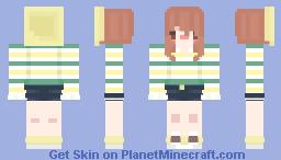 modern life is rubbish Minecraft Skin