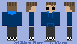 Tom ~Eddsworld~ Minecraft Skin