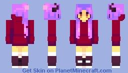 pepper Minecraft Skin