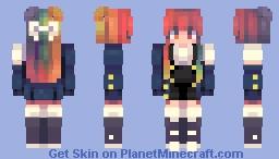 I Get Around Minecraft Skin