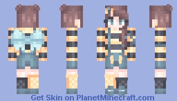 ~⋆ bees r pretty cool Minecraft Skin