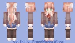 ✓ 𝑀𝑜𝓃𝒾𝓀𝒶𝓂𝓂𝓂 ✓ Minecraft Skin