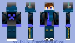 Snow Fever (new + old in desc) Minecraft Skin