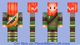 Ullr, God of Winter (CE) Minecraft Skin