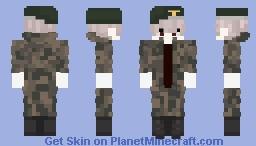 victory day Minecraft Skin