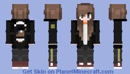 Emily Winter (My OC) [Girl Version] Minecraft Skin