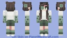 𝐹𝓇𝑒𝑒 𝐻𝓊𝑔𝓈 Minecraft Skin