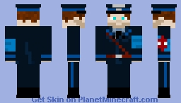 Slovak Hlinka Guard WW2 1939-1945 Skin Minecraft Skin