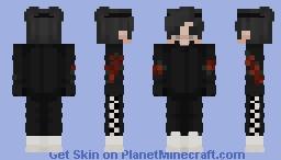 ℜ𝔬𝔰𝔢𝔰 Minecraft Skin